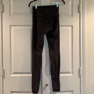 Dark grey lulu leggings